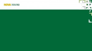 Green NOVA background with Mosaic pattern